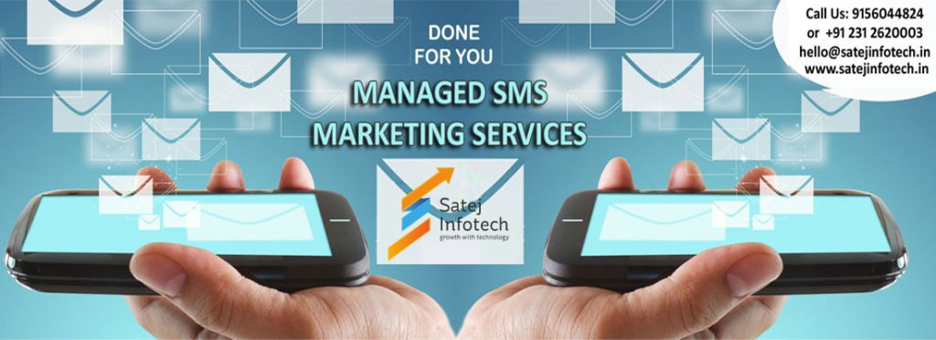 Managed SMS Marketing Services