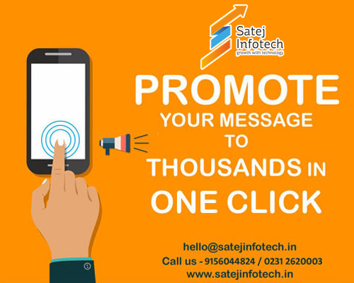 Promote Your Message To Thousands in Online Click